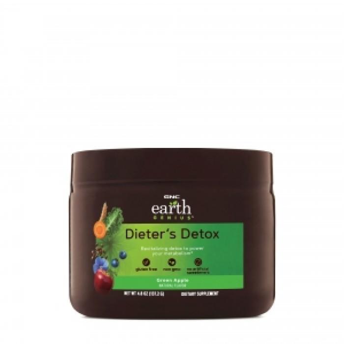Dieters's Detox cu aroma de mar verde (137.2 grame), GNC EARTH GENIUS