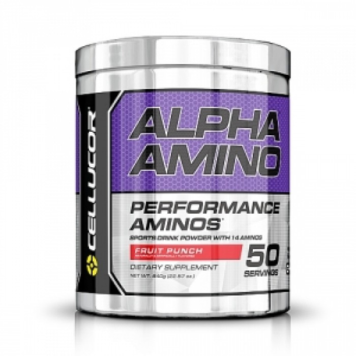 Cellucor Alpha amino cu aroma de fruit punch (635 grame), GNC