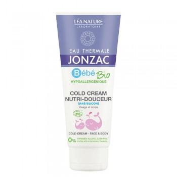 Bebe - Cold cream, crema nutritiva delicata (100ml), Jonzac