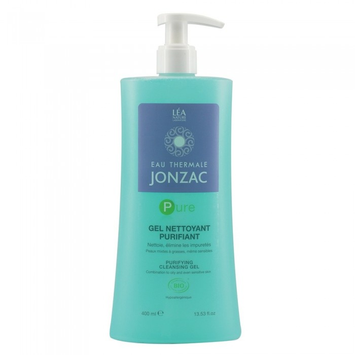 Pure - Gel curatare purifiant  (400ml), Jonzac