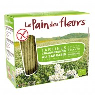 Turte crocante cu hrisca - fara gluten (150g), Le Pain Des Fleurs