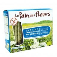 Turte crocante cu hrisca - fara gluten, sare, zahar (150g), Le Pain Des Fleurs
