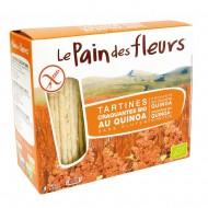 Turte crocante cu quinoa - fara gluten (150g), Le Pain Des Fleurs