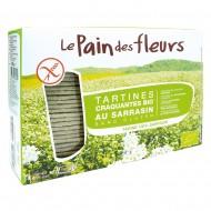 Turte crocante cu hrisca - fara gluten (300 gr), Le Pain Des Fleurs
