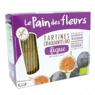 Turte crocante cu smochine - fara gluten (150g), Le Pain Des Fleurs