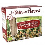 Turte crocante din ovaz - fara gluten (150g), Le Pain Des Fleurs
