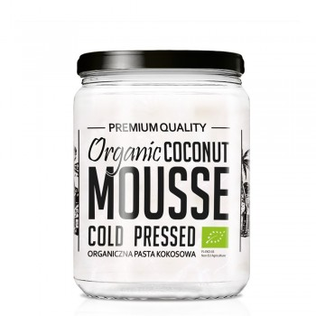 Cocos mousse bio (500ml), Diet-Food