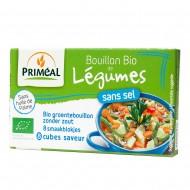 Concentrat supa de legume fara sare (72g), Primeal