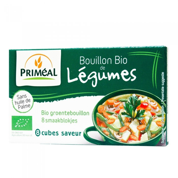 Concentrat supa de legume (72g), Primeal
