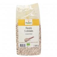 Fulgi 5 cereale (500g), Primeal