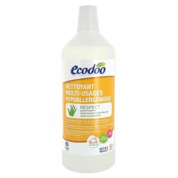 Detergent multi-suprafete hipoalergenic (1L), Ecodoo