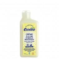 Crema pentru mobila si piele cu ceara de albine (250ml), Ecodoo