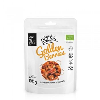Fructe Incan (golden) Berry bio (100g), Diet-Food