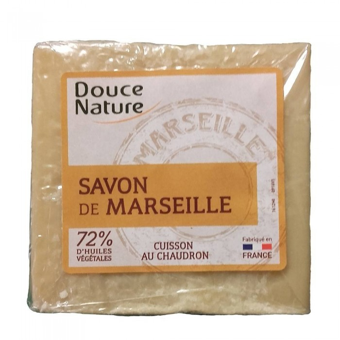 Sapun de Marsilia alb (600g), Douce Nature