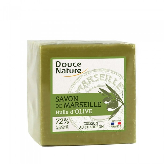 Sapun de Marsilia verde (300g), Douce Nature