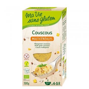 Cuscus multicereale - fara gluten (300g), Ma vie sans gluten