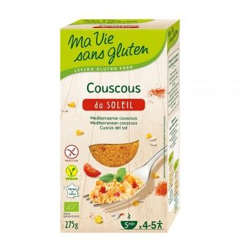 Cuscus auriu cu condimente - fara gluten (275g), Ma vie sans gluten