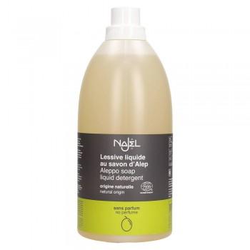Detergent lichid cu sapun de ALEP fara miros (2L), Najel