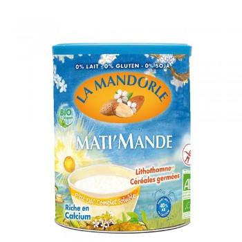 Mic dejun instant cu migdale (400g), La Mandorle
