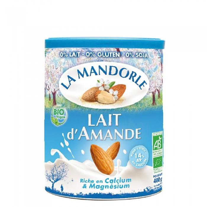 Lapte praf de migdale (400g), La Mandorle