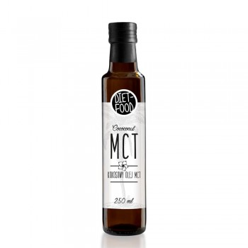 Ulei de cocos MCT (250ml), Diet-Food