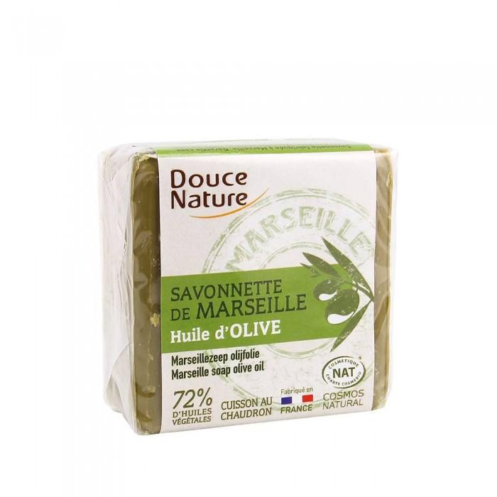 Sapun de Marsilia verde (100g), Douce Nature