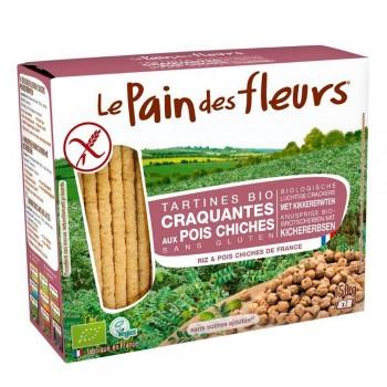Turte crocante cu naut - fara gluten (150g), Le Pain Des Fleurs
