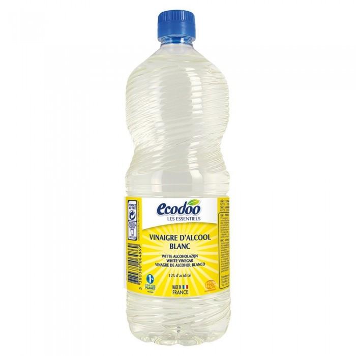 Otet din alcool alb pentru menaj (1L), Ecodoo