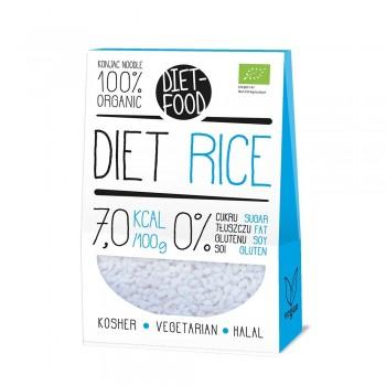 Bio SHIRATAKI Orez (300g), Diet-Food