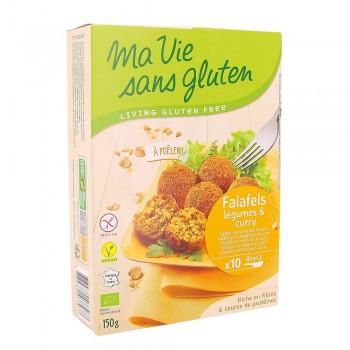 Falafel cu legume si curry - fara gluten (150g), Ma vie sans gluten