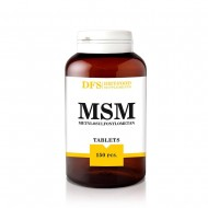 MSM - 150 tablete x 750mg - (112.5g), Diet-Food