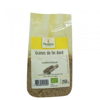 Seminte de in auriu (250g), Primeal
