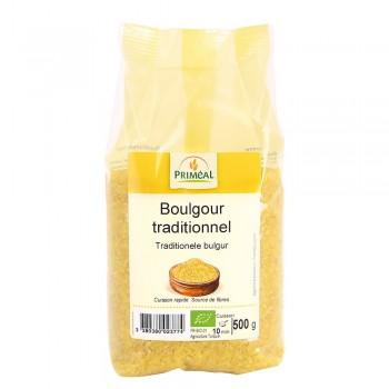 Bulgur traditional (500g), Primeal