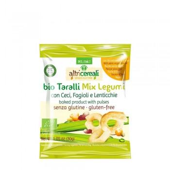 Covrigei din mix faina leguminoase - fara gluten (30g), Probios