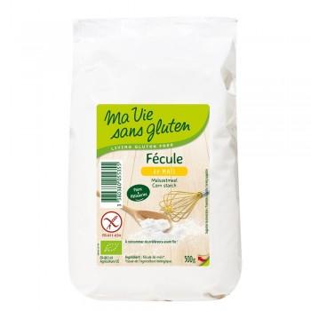 Amidon de porumb fara gluten (500g), Ma vie sans gluten