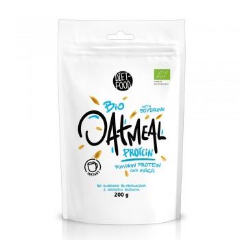 Porridge instant din ovaz cu proteine (200g), Diet-Food