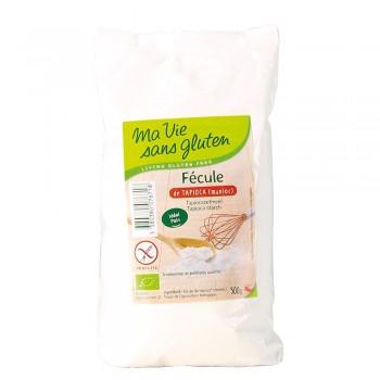 Amidon de tapioca - fara gluten (500g), Ma vie sans gluten