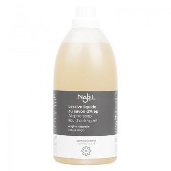 Detergent lichid cu sapun de ALEP cu aroma de iasomie (2L), Najel