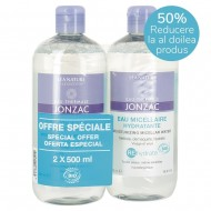 Rehydrate - Apa micelara hidratanta - Oferta speciala 2x(500ml), Jonzac