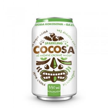 COCOSA - apa de cocos acidulata (330ml), Diet-Food