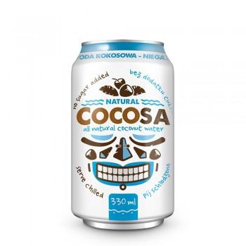 COCOSA - apa de cocos naturala (330ml), Diet-Food