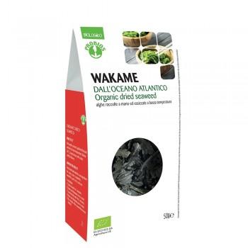 Alge WAKAME bio (50g), Probios