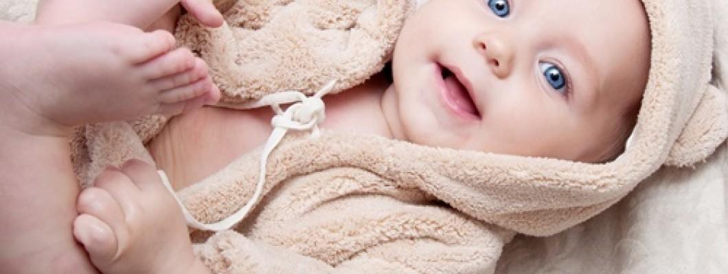 Mustela - Despre pielea normală a bebelușului