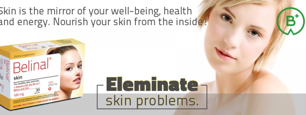Antioxidanții din extractul Belinal® – reducere cu 34%  a ridurilor și 41% a petelor pigmentare