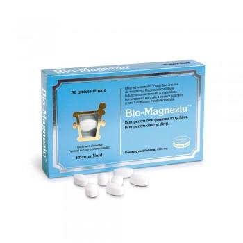 Bio-Magneziu (30 tablete), Pharma Nord