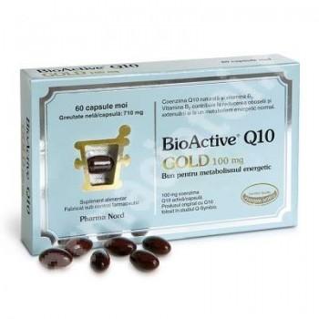BioActive Q10 Gold 100mg (60 capsule), Pharma Nord