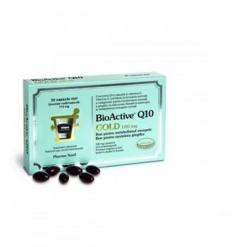 BioActive Q10 Gold 100mg (30 capsule), Pharma Nord