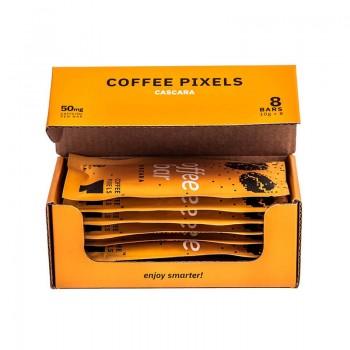 Cascara Pachet 8 bucati (10 grame), Coffee Pixels