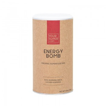 Energy Bomb Organic Superfood Mix (200 grame), Your Super