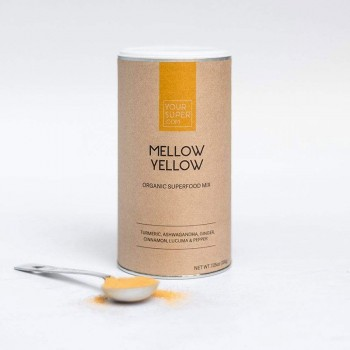 Mellow Yellow Organic Superfood Mix (200 grame), Your Super